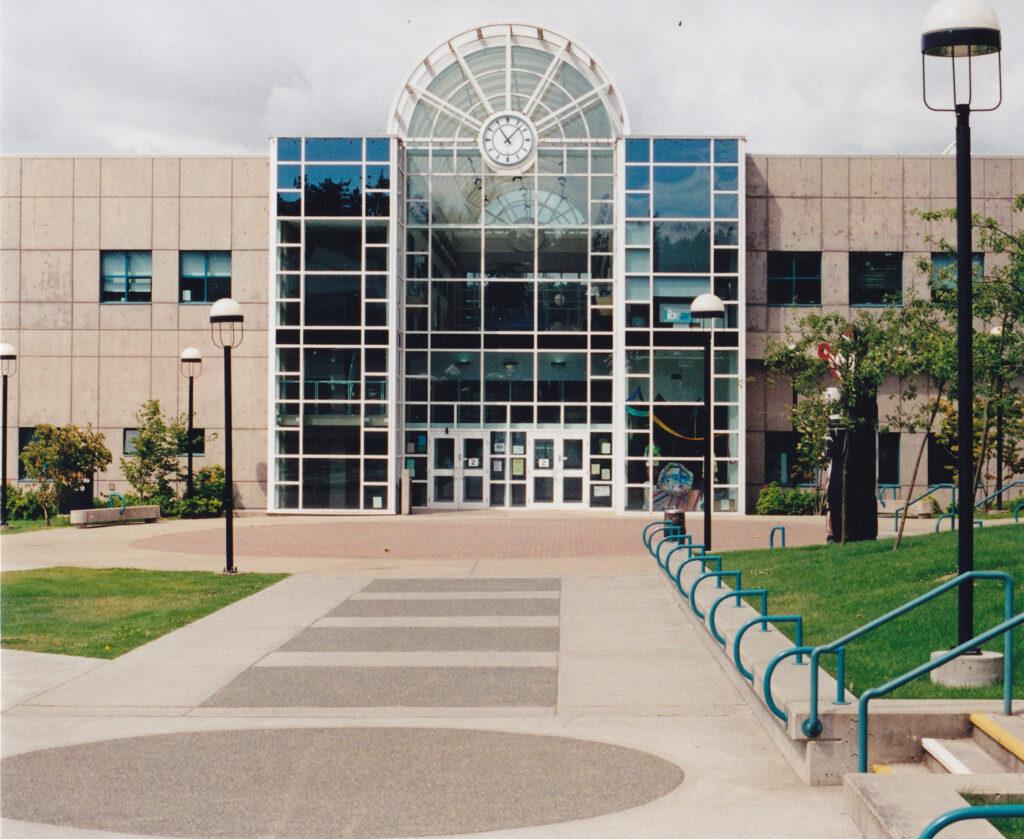 Campus Centre exterior
