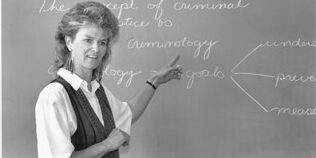 Karin Kaercher teaching
